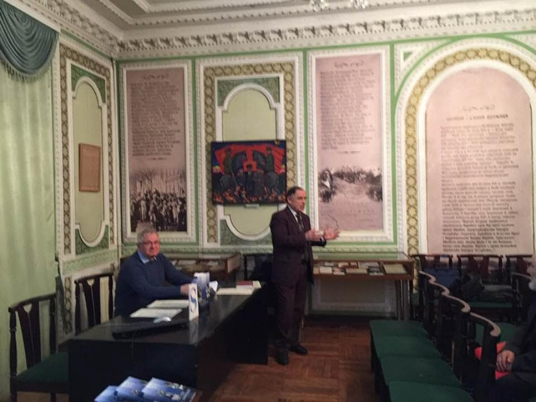 ВД АДЕФ-Україна презентував книги про Сікорського